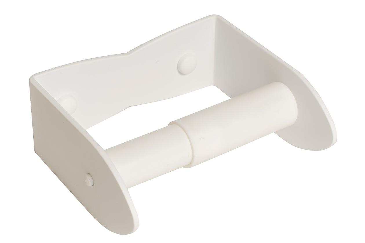 Roll Holder Matte White Bathroom Accessories Online